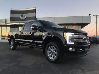 Used 2018 Ford F-350 Platinum Panoramic Roof, Navi, 360 Camera for sale in Langley, BC