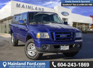 Used 2011 Ford Ranger Sport *LOCALLY DRIVEN* for sale in Surrey, BC