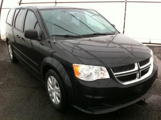 Used 2014 Dodge Grand Caravan SE/SXT THIRD ROW STOW N GO, KEYLESS ENTRY, AIR CONDITIONING for sale in Ottawa, ON