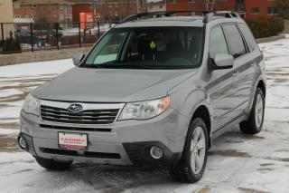 Used 2010 Subaru Forester 2.5 X Sport-tech NAVI | ONLY 90K | Heated Seats | CERTIFIED for sale in Waterloo, ON