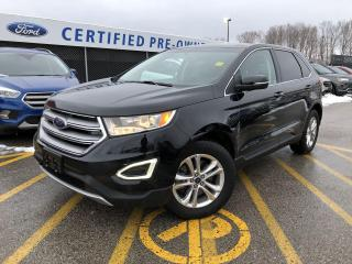 Used 2016 Ford Edge SEL BLUETOOTH|SUNROOF|HEATED SEATS|REMOTE START for sale in Barrie, ON