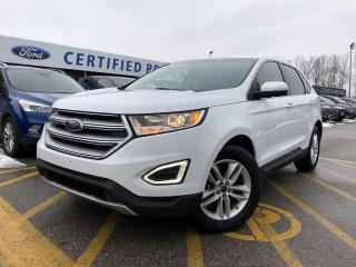 Used 2015 Ford Edge SEL AWD|REMOTE KEYLESS ENTRY|REVERSE CAMERA for sale in Barrie, ON