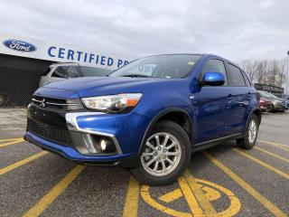 Used 2018 Mitsubishi RVR AWD|HEATED SEATS|KEYLESS ENTRY|FOG LAMPS for sale in Barrie, ON