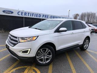 Used 2018 Ford Edge Titanium AWD|REMOTE START|KEYLESS ENTRY|BLUETOOTH for sale in Barrie, ON
