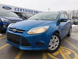 Used 2014 Ford Focus BLUETOOTH|HEATED SEATS|CRUISE for sale in Barrie, ON