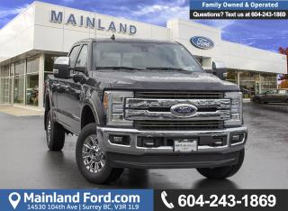 New 2019 Ford F-350 KING RANCH for sale in Surrey, BC