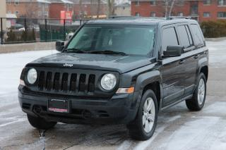 Used 2011 Jeep Patriot Sport/North 4x4 | MANUAL | CERTIFIED for sale in Waterloo, ON