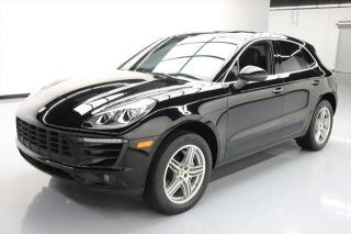 Used 2016 Porsche Macan S/PANORAMA/SUEDE SEATS/HEATED STEERING & MORE! for sale in Toronto, ON