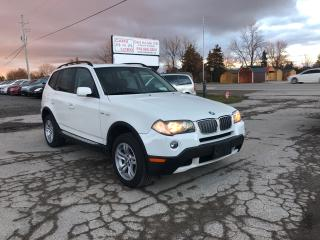 Used 2007 BMW X3 3.0I AWD *CERTIFIED* for sale in Komoka, ON