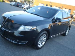 Used 2015 Lincoln MKT 3.7 liter,AWD,BLK/BLK,LIVERY PKG for sale in Mississauga, ON