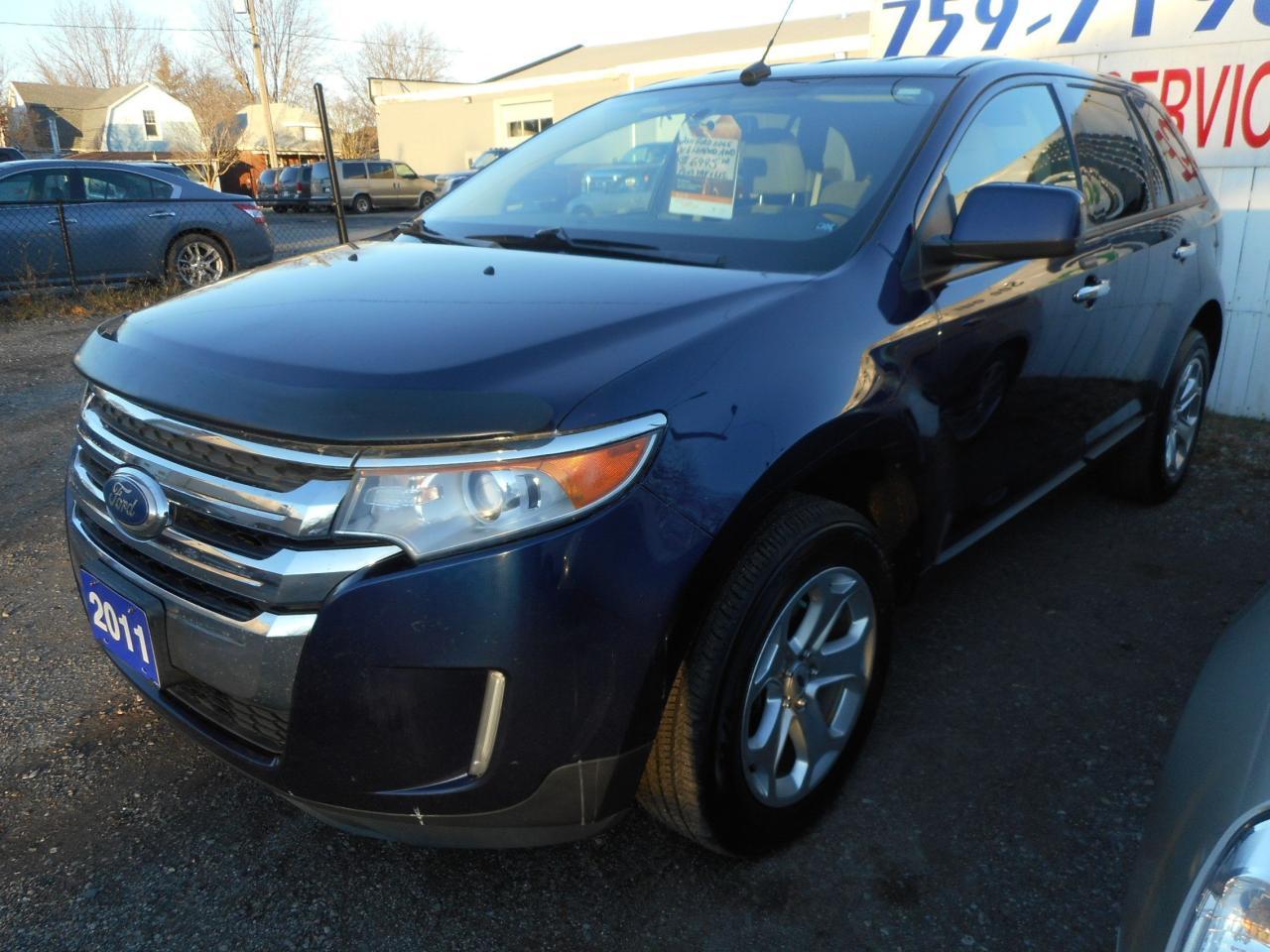 2011 Ford Edge Clean Carproof - Certified w/ 6 Month Warranty
