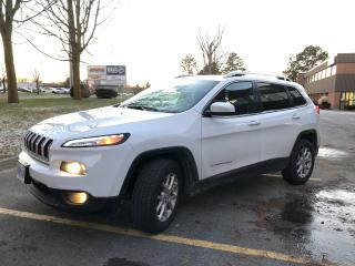 Used 2015 Jeep Cherokee North for sale in Aurora, ON