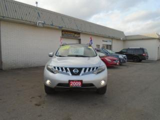 Used 2009 Nissan Murano LE for sale in Kitchener, ON