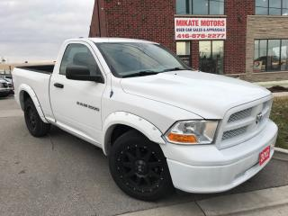 Used 2012 RAM 1500 2 DOOR SHORT BOX for sale in Rexdale, ON