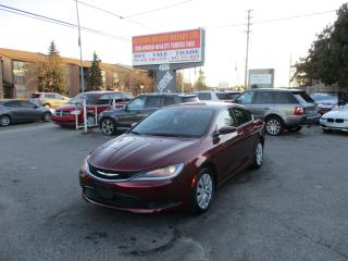Used 2016 Chrysler 200 LX for sale in Toronto, ON
