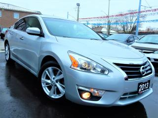 Used 2013 Nissan Altima 2.5 SL | LEATHER.ROOF | BACK UP CAM | BLUETOOTH for sale in Kitchener, ON