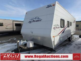 Used 2008 Jayco Jay Flight Series 26 BH Travel Trailer for sale in Calgary, AB