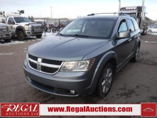 Used 2010 Dodge Journey R/T 4D Utility AWD 3.5L for sale in Calgary, AB