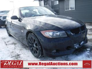 Used 2007 BMW 3 Series 335I 4D Sedan for sale in Calgary, AB