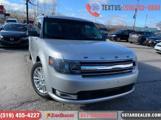 Used 2016 Ford Flex SEL | CAM | 7PASS for sale in London, ON