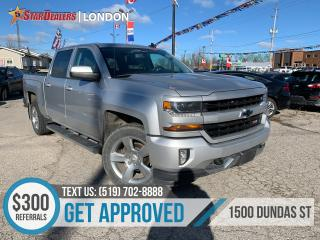 Used 2017 Chevrolet Silverado 1500 LT | Z71 | 4X4 | NAV | CAM | 5.3L for sale in London, ON