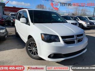 Used 2017 Dodge Grand Caravan GT | 1OWNER | LEATHER | CAM | REAR AIR for sale in London, ON