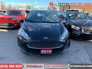 Used 2016 Ford Fiesta for sale in London, ON