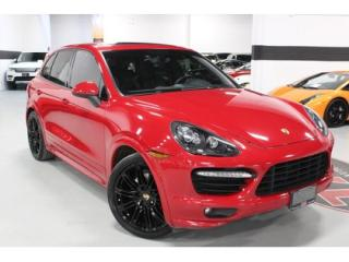 Used 2014 Porsche Cayenne GTS   SPORT EXHAUST   21 INCH WHEELS for sale in Vaughan, ON