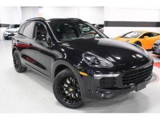 Used 2016 Porsche Cayenne V6   1-OWNER   CLEAN CARPROOF for sale in Vaughan, ON