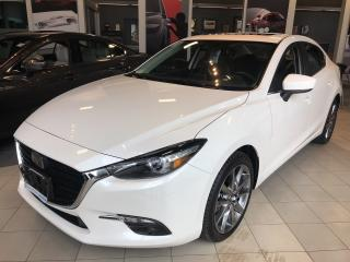 New 2018 Mazda MAZDA3 GT for sale in Scarborough, ON