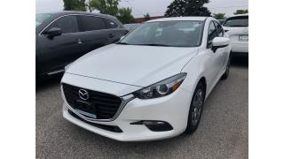 New 2018 Mazda MAZDA3 GX for sale in Scarborough, ON