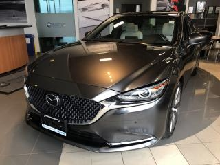 New 2018 Mazda MAZDA6 SIGNATURE for sale in Scarborough, ON