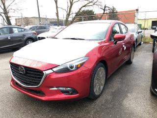 New 2018 Mazda MAZDA3 SPORT GT for sale in Scarborough, ON