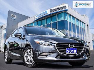 Used 2018 Mazda MAZDA3 Sport FREE NEW WINTER TIRES|NO ACCIDENTS|REAR CAMERA for sale in Scarborough, ON