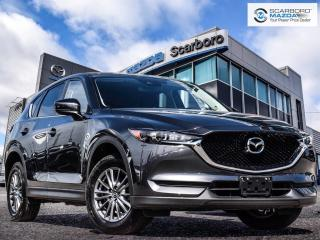 Used 2018 Mazda CX-5 GS|FREE NEW WINTER TIRES|ON ACCIDENTS for sale in Scarborough, ON