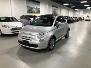 Used 2012 Fiat 500 C Pop for sale in Concord, ON