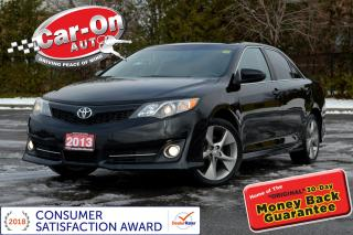 Used 2013 Toyota Camry SE LEATHER NAV SUNROOF REAR CAM HTD SEATS LOADED for sale in Ottawa, ON