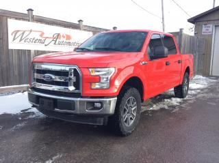 Used 2017 Ford F-150 XLT  4x4 for sale in Stittsville, ON