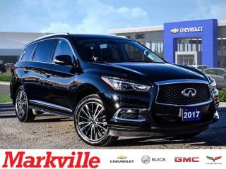 Used 2017 Infiniti QX60 - for sale in Markham, ON