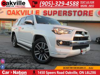 Used 2015 Toyota 4Runner LIMITED | NAVI | B/U CAM | SUNROOF | 7 PASS for sale in Oakville, ON