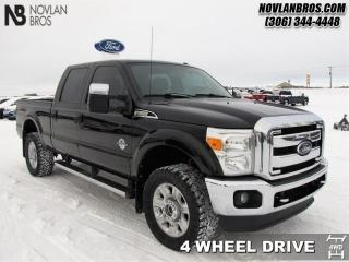 Used 2014 Ford F-350 Super Duty Lariat  - Leather Seats for sale in Paradise Hill, SK