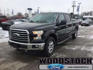 Used 2016 Ford F-150 XLT  - SiriusXM for sale in Woodstock, ON