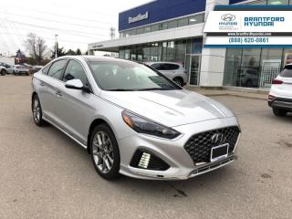 New 2019 Hyundai Sonata Ultimate  - Leather Seats - $215.07 B/W for sale in Brantford, ON