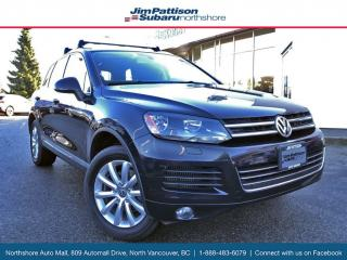 Used 2013 Volkswagen Touareg 3.0 TDI Highline Diesel*Navi*Lthr*Local for sale in North Vancouver, BC