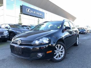 Used 2013 Volkswagen Golf Wagon 2.0 TDI Comfortline DSG at w/ Tip for sale in North Vancouver, BC