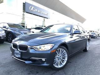 Used 2015 BMW 328i Xdrive Sedan No Accidents, Low KMS, Local, Navi, S for sale in North Vancouver, BC