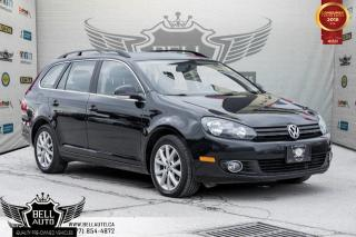 Used 2014 Volkswagen Golf Wagon COMFORTLINE, BLUETOOTH, ALLOY WHEELS for sale in Toronto, ON