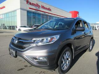Used 2015 Honda CR-V EX, ECO MODE, HEAT SEATS! for sale in Brampton, ON