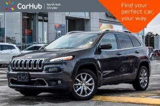 Used 2018 Jeep Cherokee Limited|Tech,LuxuryGrps|Nav|SatRadio|HeatFrntSeats|18