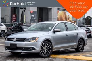 Used 2014 Volkswagen Jetta Sedan TDI DSG Highline|Diesel|Sunroof|Bluetooth|Keyless_Entry for sale in Thornhill, ON
